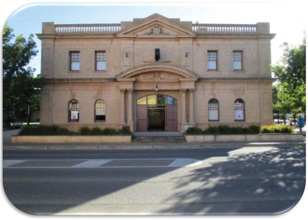 Clare Town Hall Image