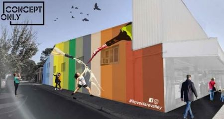 Expression of Interest - Gleeson Street Mural